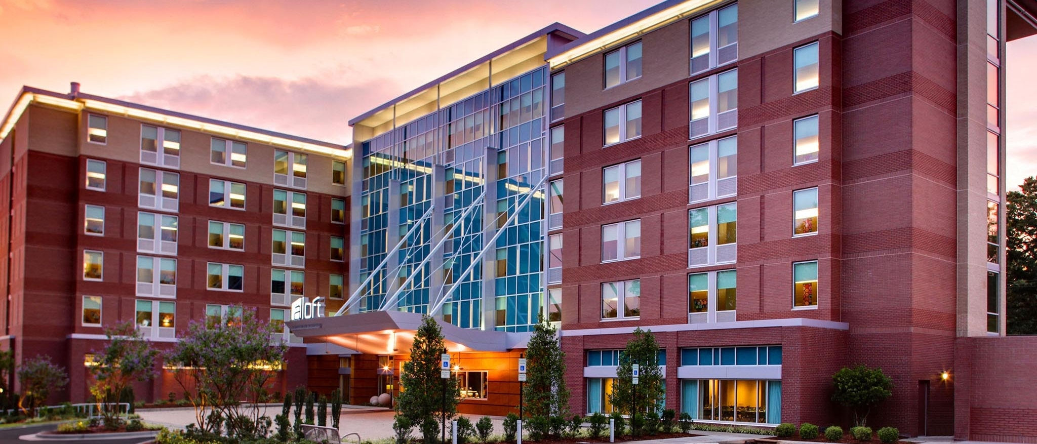 Aloft Chapel Hill - Exterior